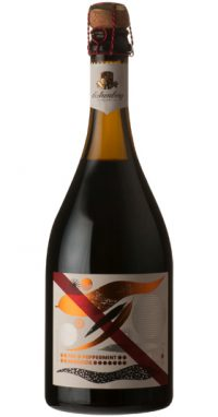 NV The Peppermint Paddock Red Sparkling Chambourcin, d'Arenberg
