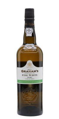 graham's white port