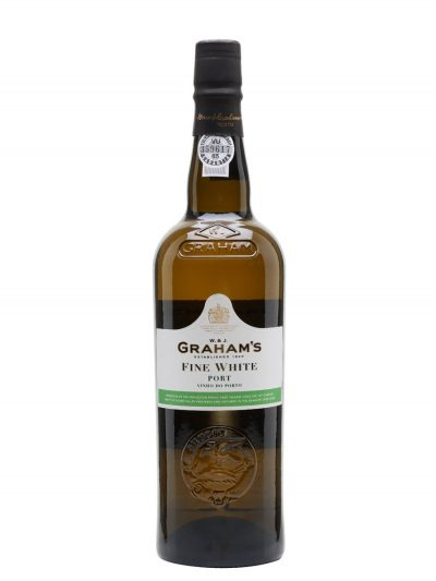 graham's white port