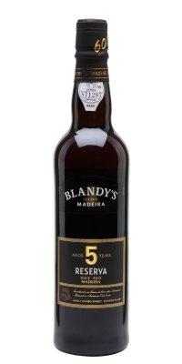 Blandy's 5yo Maderia