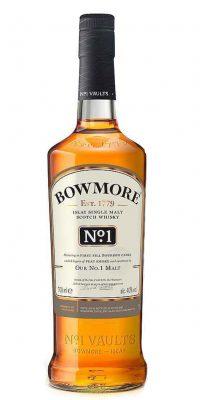 Bowmore No 1 whisky