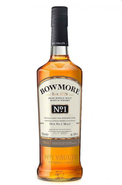 Bowmore No 1 whisky