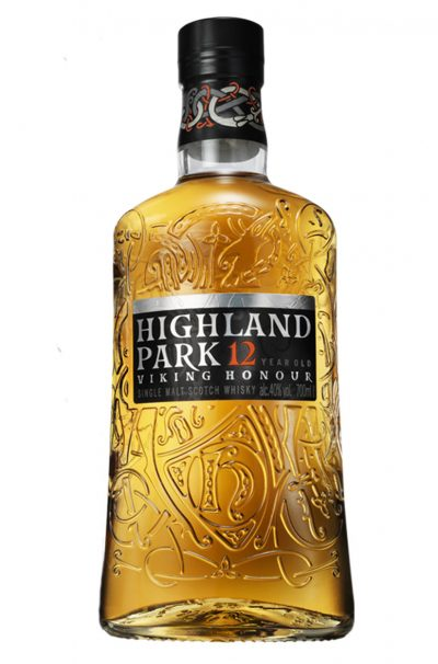Highland Park 12yo whisky