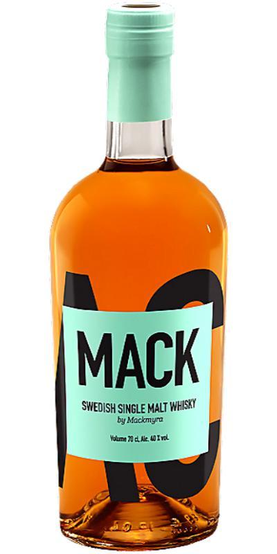 Mackmyra 'Mack' whisky