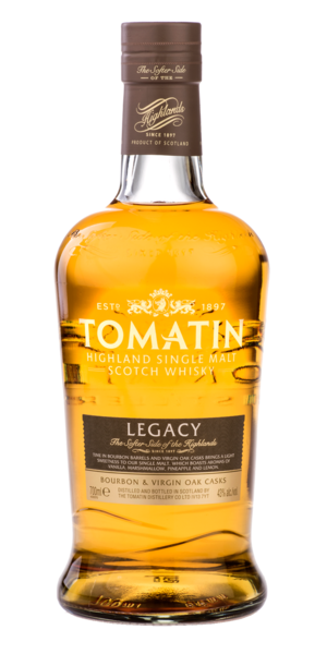 Tomatin Legacy Whisky