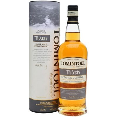 Tomintoul Tiath Whisky