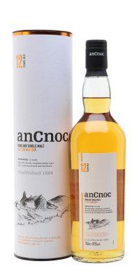 anCnoc 12yo Whisky