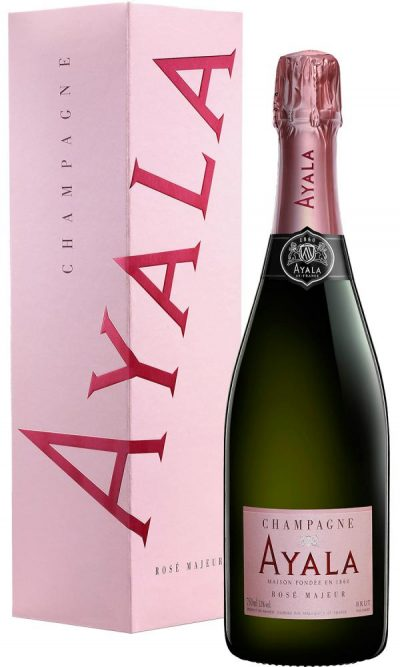 ayala champagne rose